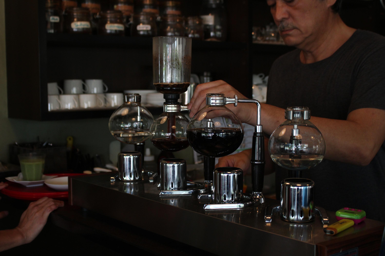 Haikara style café