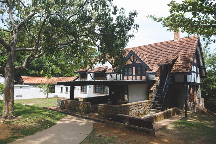 House no.1, Pulau Ubin