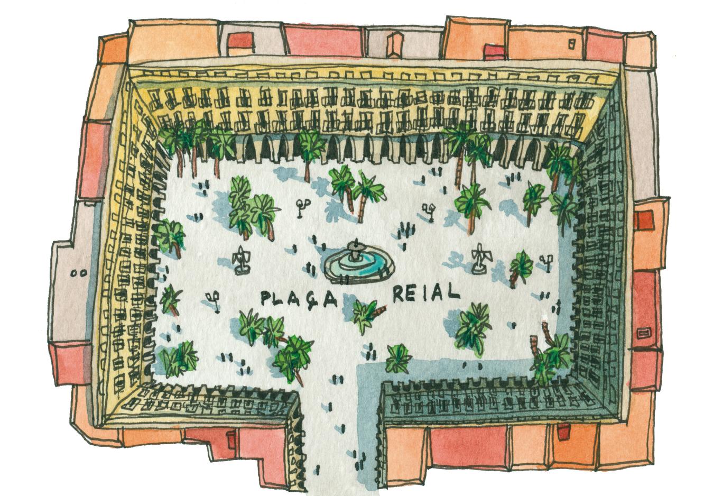 La plaça dibuixa 2018