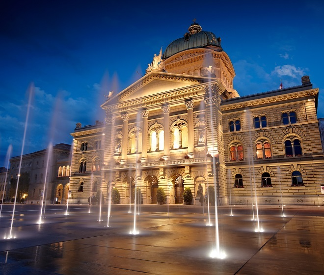 Win a weekend in Bern