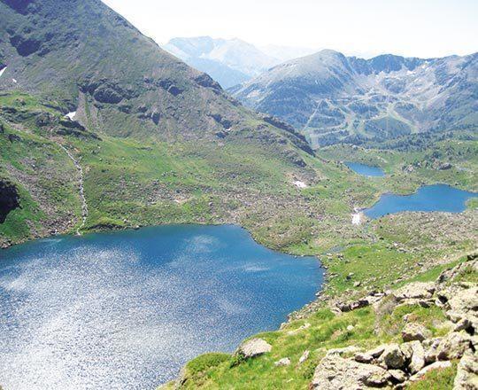 Estany Andorra