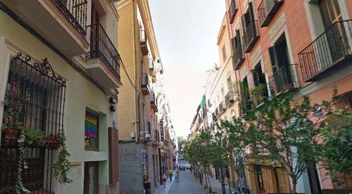 Calle de la Ballesta