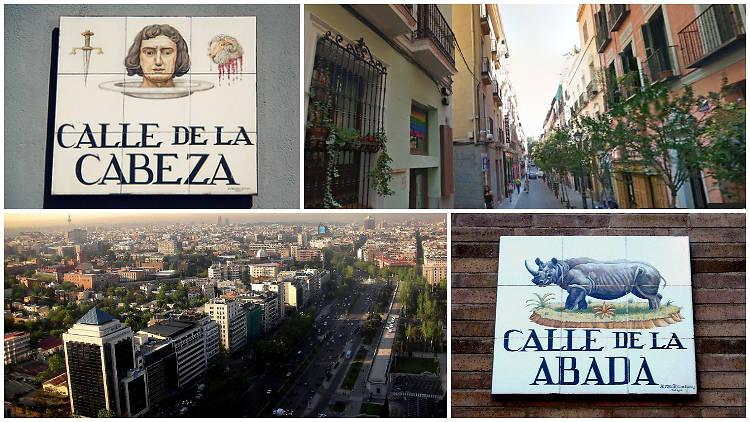 Calles Madrid