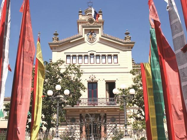 Palau Novella Garraf