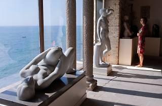 Mirador del Museu Maricel Sitges