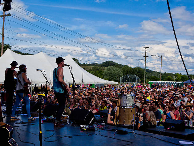 The best Midwest summer music festivals