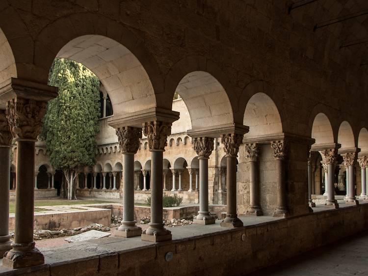 Tarda dia 1: Monestir del segle IX