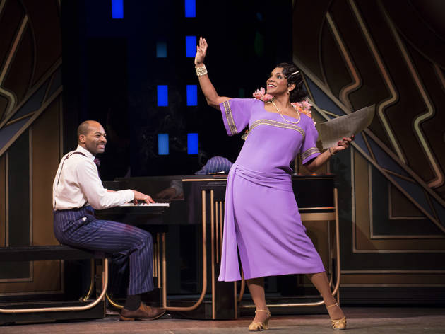 Audra McDonald has a presumptive 2035 Tony winner in the oven