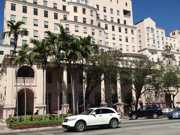 downtown Coral Gables