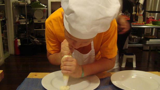 Chef Toni's Cooking Adventures Birthday Parties