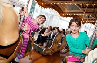 Jane's Carousel Birthday Parties