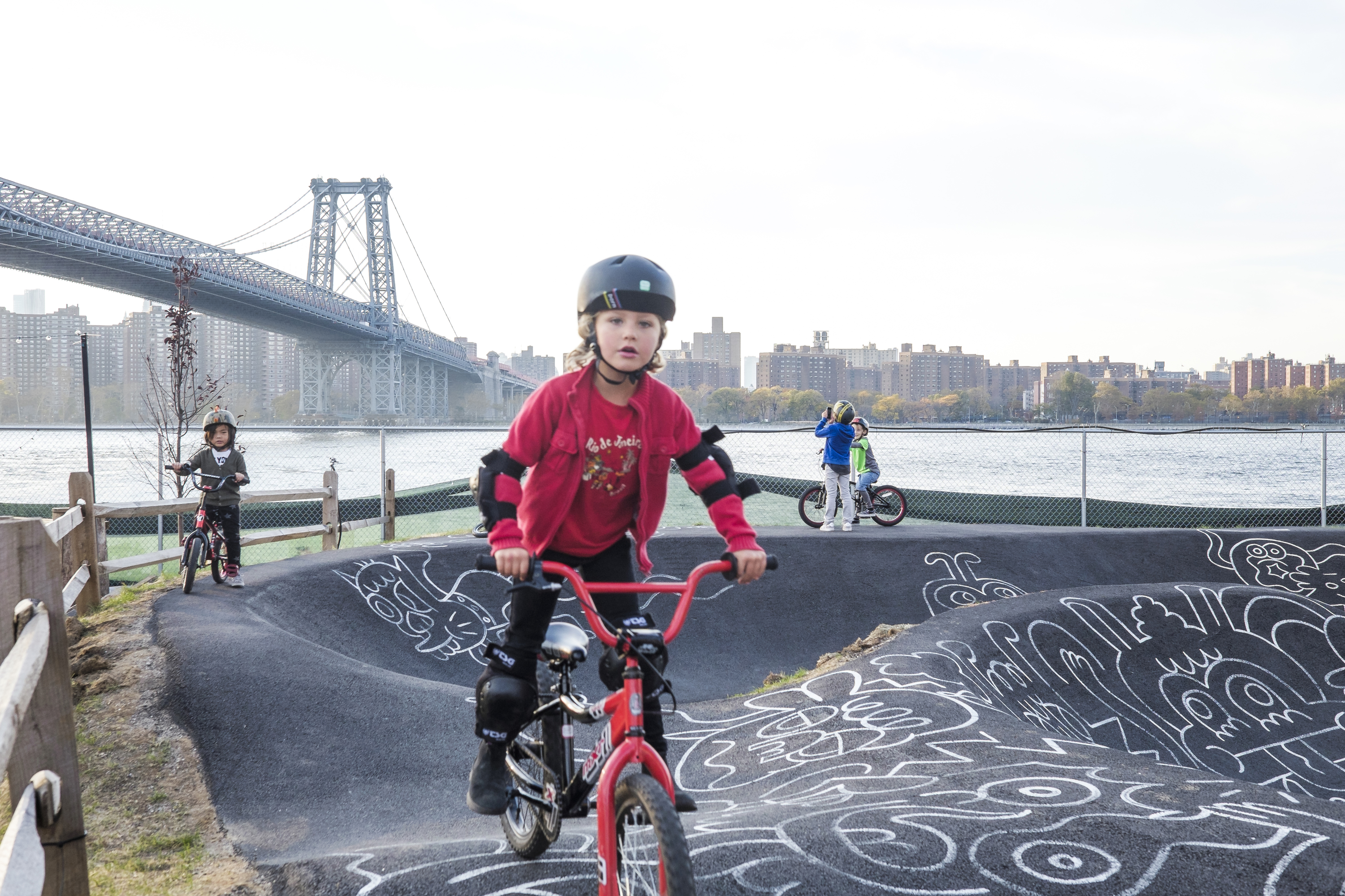 Brooklyn Bike Park Birthday Parties