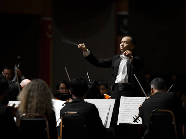 Selangor Symphony Orchestra presents 'Shakespeare In Paris'