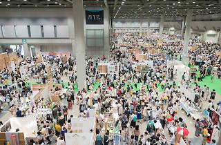 ハンドメイドインジャパンフェス 2016
