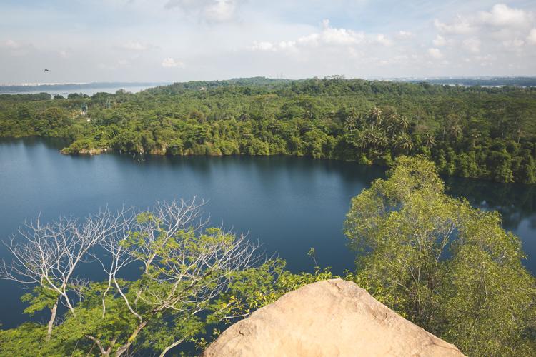 Puaka Hill, Pulau Ubin