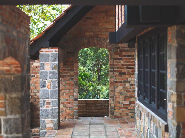 House No 1 at Chek Jawa