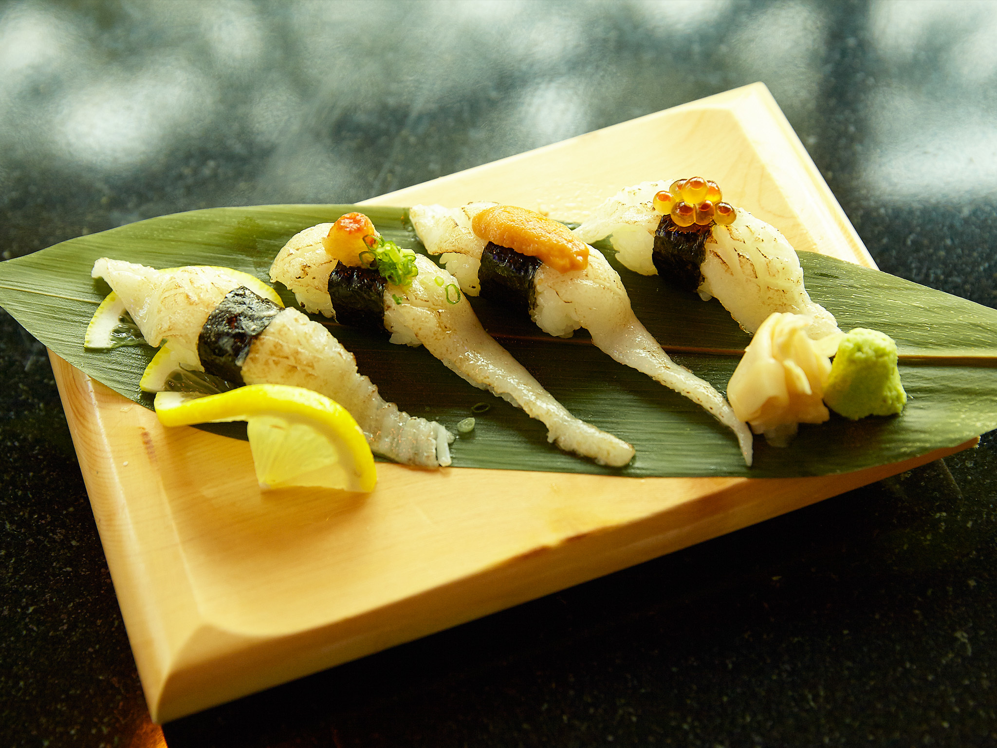 Bangkok 39 s best japanese restaurants for Kai fish market