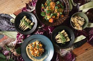 Saigon Sally vegetarian