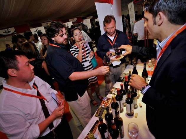 World of Wines 2016
