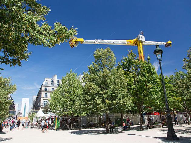 Fête des Tuileries 2016