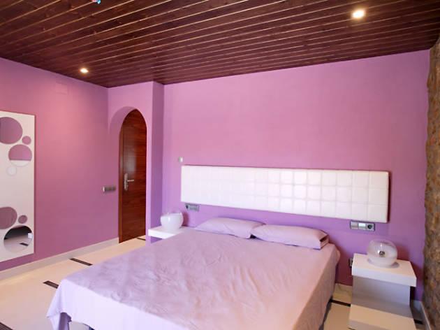 Hotel La Violeta Castellterçol