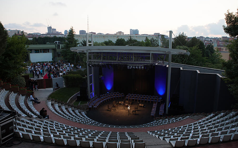 ENKA Esref Denizhan Open Air Theatre