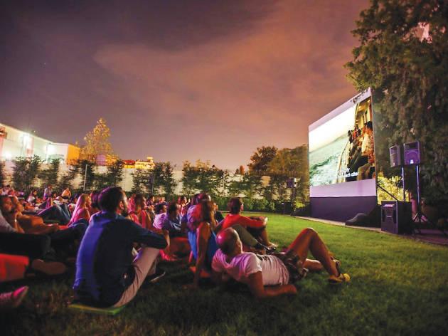 Istanbul's best outdoor cinemas