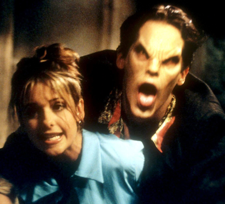Buffy The Vampire Slayer: The Bronze Is Back