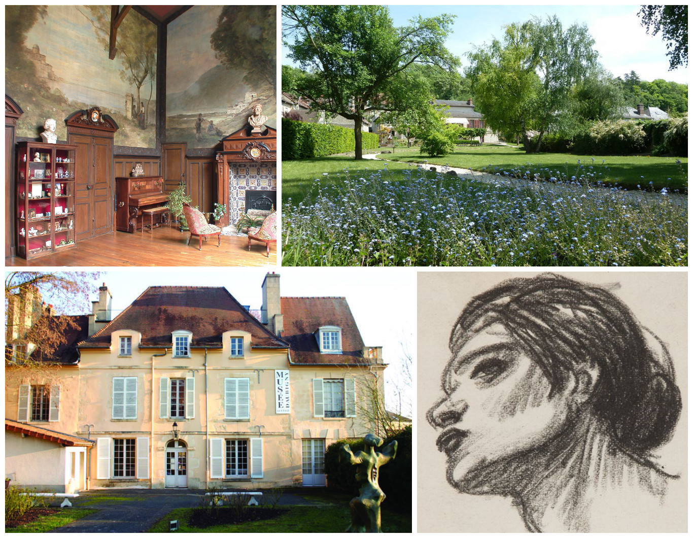Auvers sur oise the best day trips from paris time out for Auberge ravoux maison van gogh