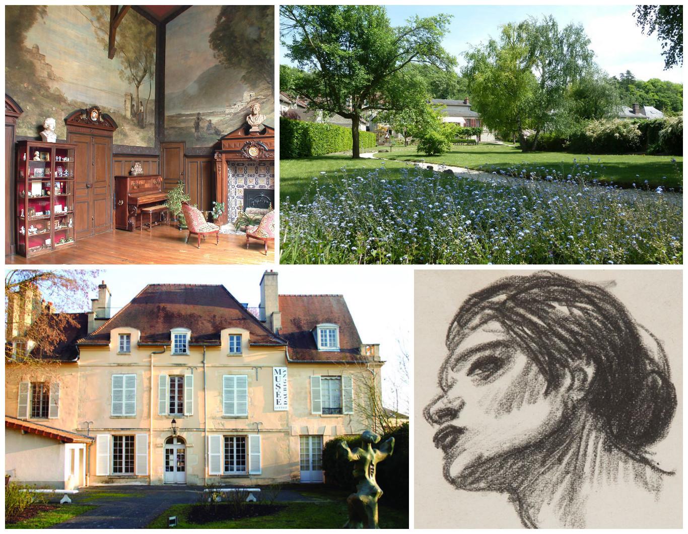 Discover van Gogh's contemporaries at the Daubigny museum and studio