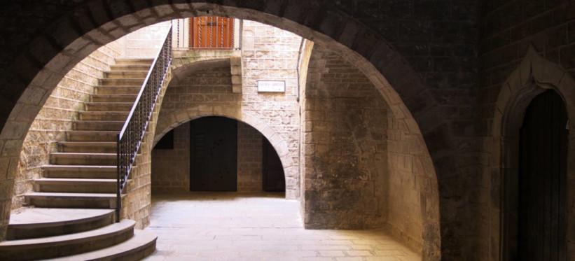 Passejada històrica fotogràfica pel Barri Gòtic