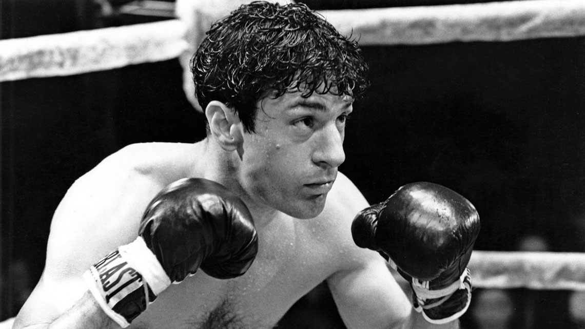 Martin Scorsese's incredible Raging Bull on the big screen!