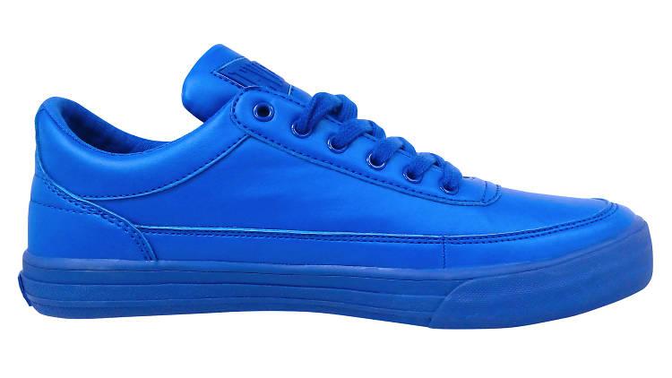 Tenis Everlast básicos color azul