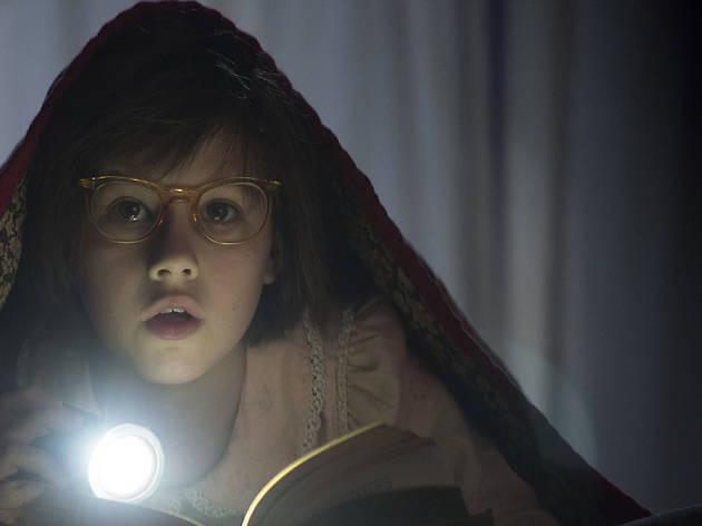 Steven Spielberg directs Roald Dahl's The BFG!