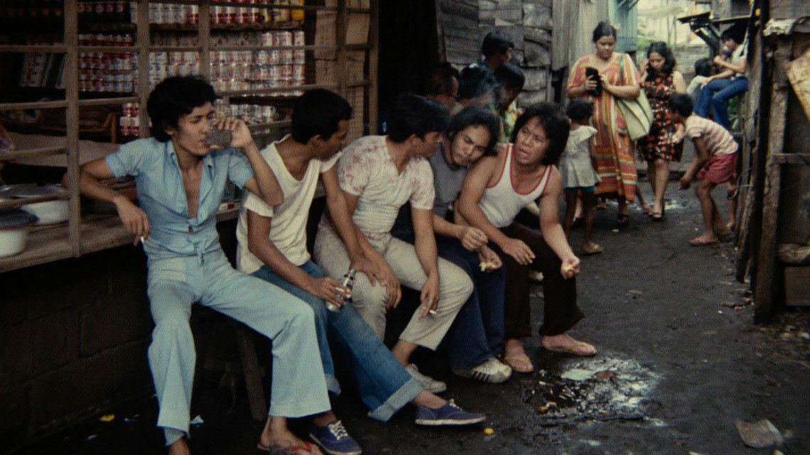 An amazing Filipino film, fully restored!