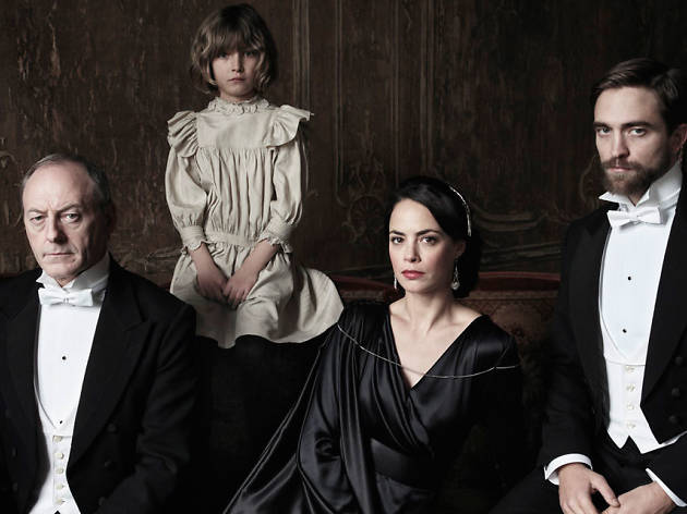 R-Patz in an uncompromising period drama, with Ser Davos!