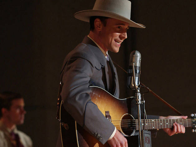 A Hank Williams biopic!