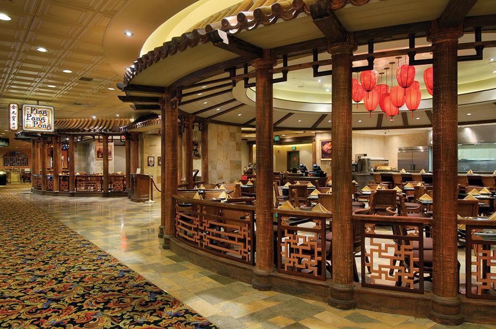Chinese Food In Vegas Strip