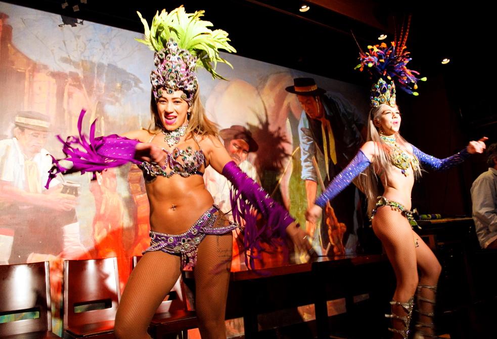 Get into the Brazilian spirit in Tokyo