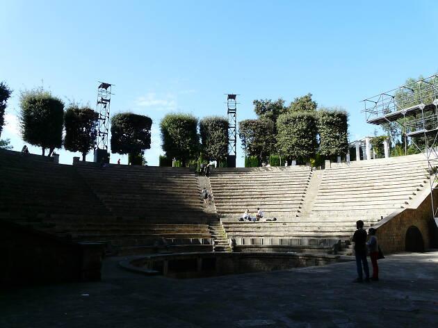Teatre Grec de Barcelona
