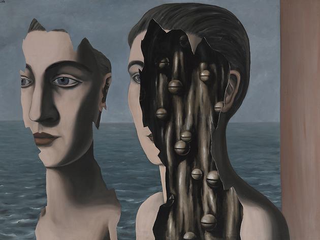 René Magritte - La trahison des images