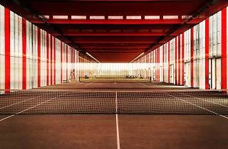 Terrain tennis Paris