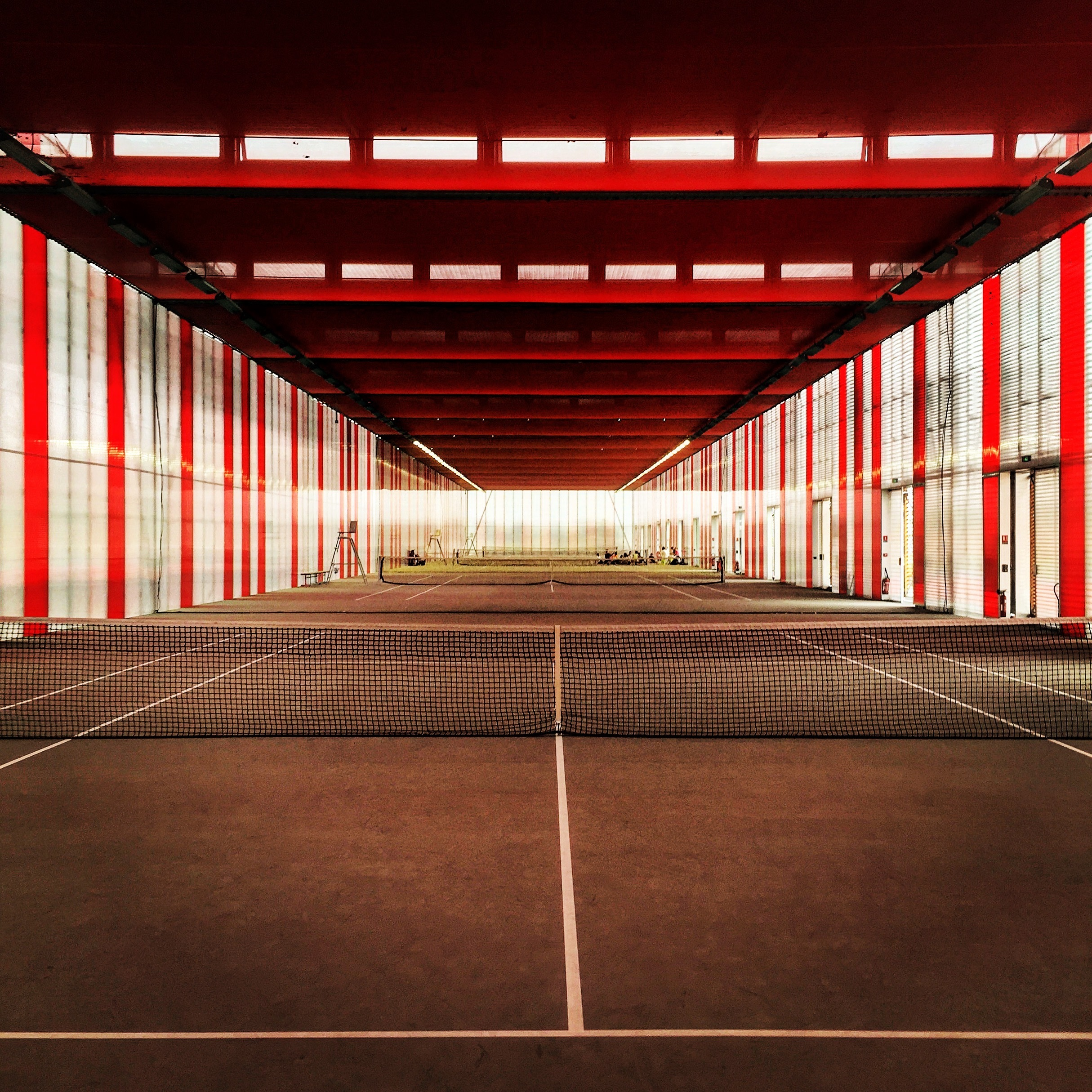 Terrain tennis Paris
