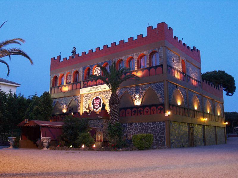 El castillo de las tinieblas