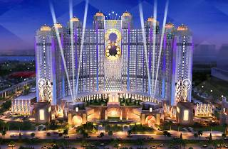 Studio City Macau – exterior