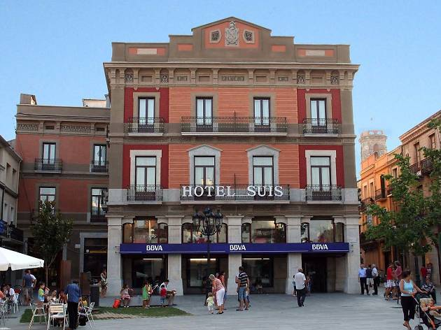 Hotel Suís Sant Celoni
