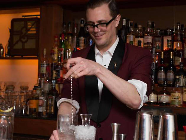 Jim Kearns, bar director, the Happiest Hour and Slowly Shirley