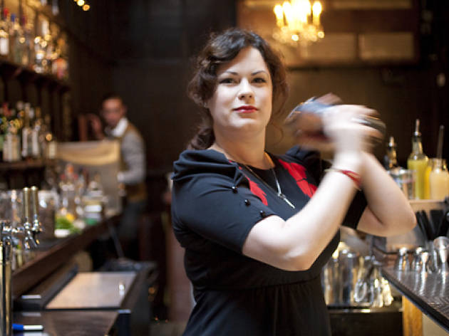 Karin Stanley, partner, Dutch Kills