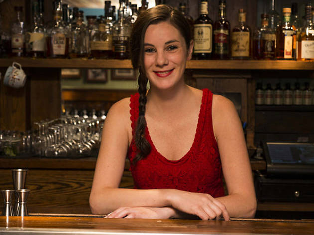 Jillian Vose, bar manager, The Dead Rabbit Grocery & Grog