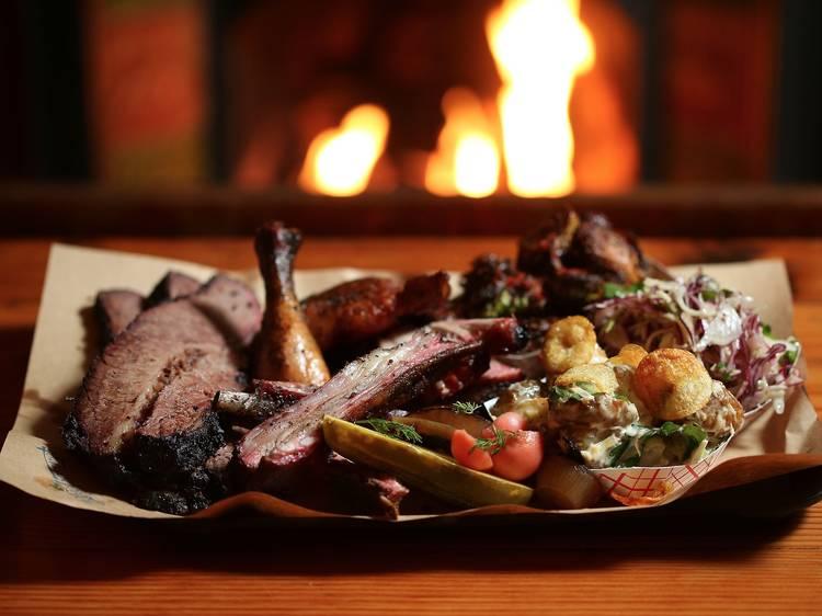 Bluebonnet Barbecue and Loretta's